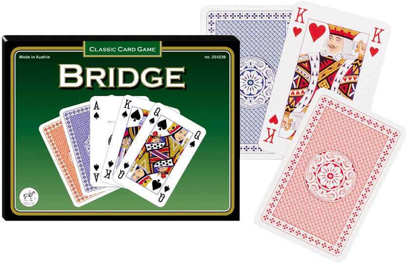 Bridge Playing Cards - Piatnik