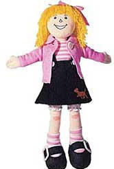 Emily Elizabeth Dress-Up Doll - from Clifford TV Show
