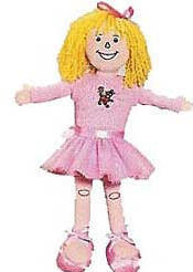 Clifford the Big Red Dog - Emily Elizabeth Play Wear - Ballerina Outfit