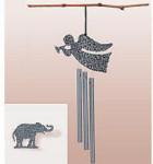 Jacob's Musical Adorn-a-Ments - Elephant