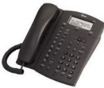 AT&T Corded Phone - 955 - Graphite