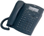 AT&T Corded Phone - 964 - Graphite