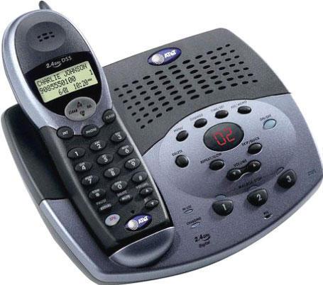 2.4GHz AT&T Cordless Phone - Digital - 2325