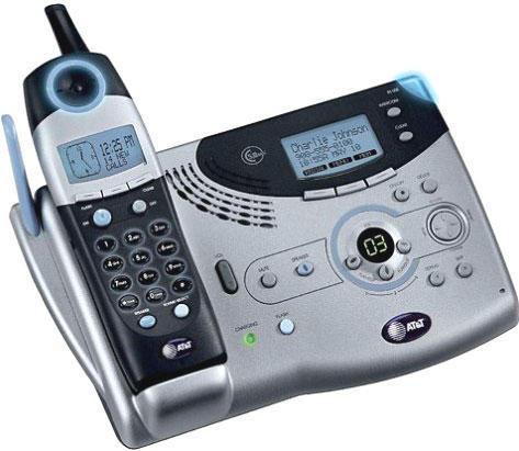 5.8GHz AT&T Cordless Phone - Digital - 5840