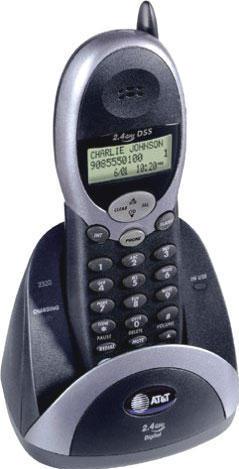 2.4GHz AT&T Cordless Phone - Digital - 2320