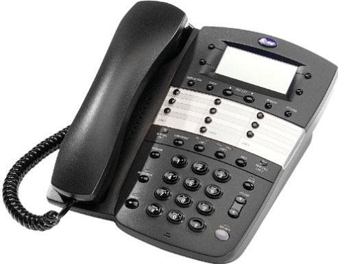 AT&T Corded Phone - 972 - Espresso