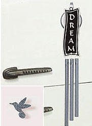 Jacob's Magnetic Adorn-a-Ments - Hummingbird