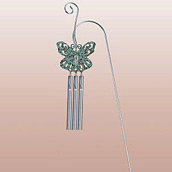 Jacob's Musical Planteeny Chimes - Butterfly - Full