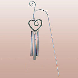 Jacob's Musical Planteeny Chimes - Heart