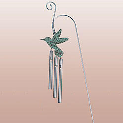 Jacob's Musical Planteeny Chimes - Hummingbird