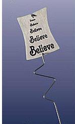 "By Jacob's Plantstick - ""Believe"""