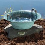 Woodstock Dancing Water Bowl - 4.25 inches