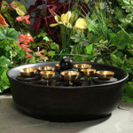 Encore Water Bell Fountain - 5.5 inches