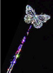 Butterfly Wand - Purple
