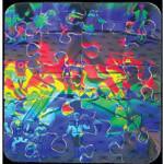 Magnetic Hologram Puzzle - Laser Maze
