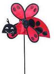 Mini WindWheel - Ladybug