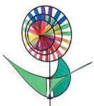 PinWheel - Flower