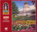 Utah State Capitol Building, USA - Big Ben - 1000 Pieces