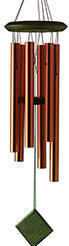 Encore Chimes of Pluto - Green - 27 inches