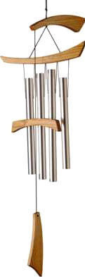 Woodstock Emperor Chimes - 37 inches