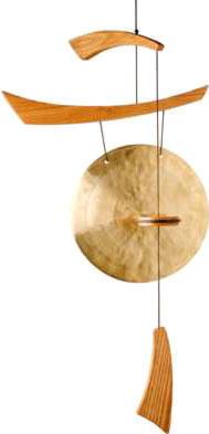Woodstock Emperor Gong - 34.5 inches