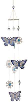 Woodstock Chimes of South Africa - Butterfly - 34 inches