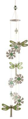 Woodstock Chimes of South Africa - Dragonfly - 33 inches