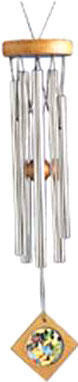 Woodstock Feng Shui Chimes - Energy - 15 inches