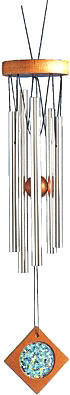 Woodstock Feng Shui Chimes - Fortune - 15 inches