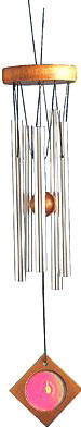 Woodstock Feng Shui Chimes - Peace - 15 inches