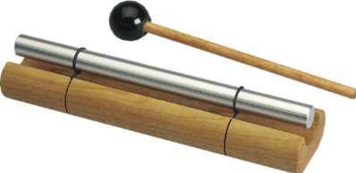 Woodstock Feng Zenergy Chimes - Single - 7.25 inches
