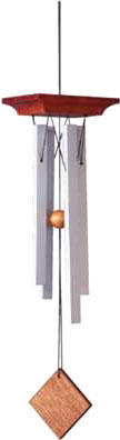 Artist's Garden Chimes - Mission Chimes - 21 inches