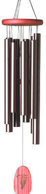 Woodstock Chimes of Tuscany - 27 inches