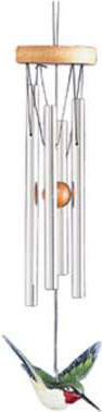Woodstock Hummer Chimes - 15 inches