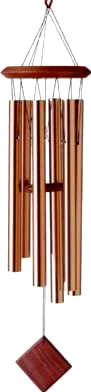 Woodstock Chimes of Pluto - Bronze - 27 inches