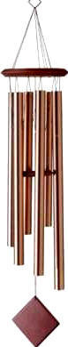 Woodstock Chimes of Earth - Bronze - 37 inches