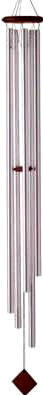 Woodstock Chimes of Venus - Silver - 58 inches