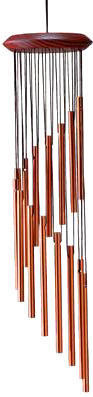 Woodstock Galaxy I Chimes - Bronze - 20 inches