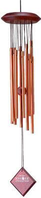 Woodstock Galaxy II Chimes - Bronze - 21 inches