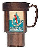 Magnetic Energy Cup - Car