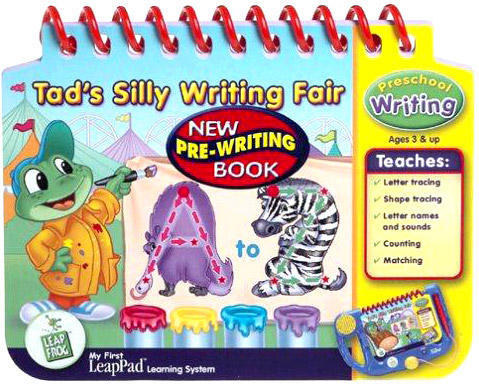 My First LeapPad Book - Tad's Silly Writing Fair