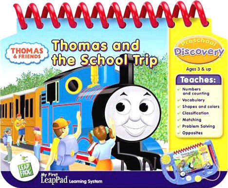 My First LeapPad Book - Thomas and the School Trip