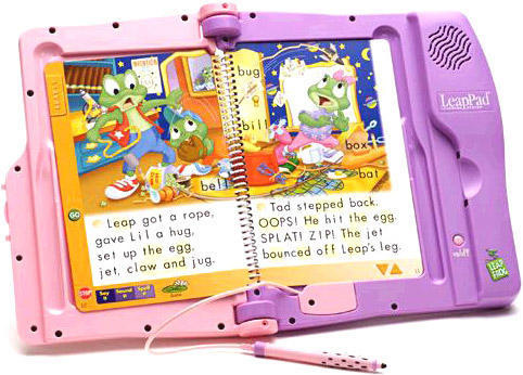 LeapPad Learning System - Pink