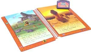 LeapPad Book - Disney's The Lion King - $14.99 Suggested Retail! - Additional View
