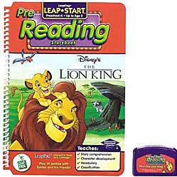 LeapPad Book - Disney's The Lion King - $14.99 Suggested Retail!