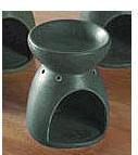 Ceramic Oil Burner - Sage Green