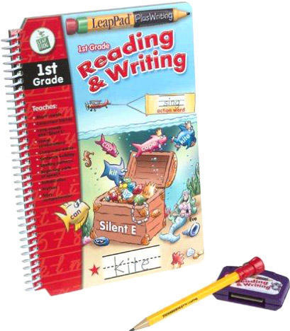 LeapPad Book - 1st Grade Reading and Writing - $14.99 Suggested Retail