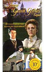 Anne of Green Gables - The Sequel - VHS