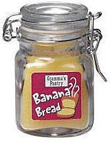 Gramma's Pantry - Banana Bread - Jar Candle