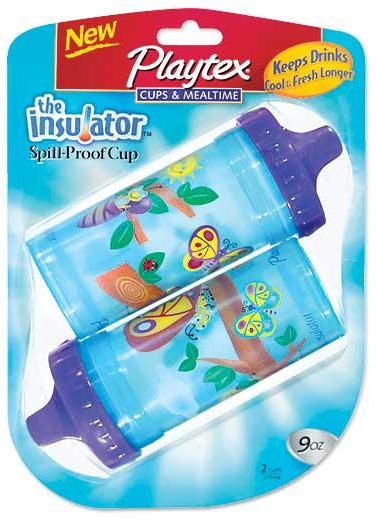 The Insulator - Spill-Proof Cup - Set of 2